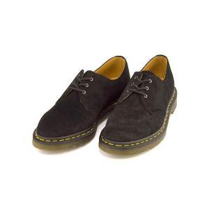 ドクターマーチン ポストマン シューズ メンズ 3 ホール シューズ CORE 1461 3 EYELET SHOE Dr.Martens 21471001 ブラックソフトバック shoesdirect