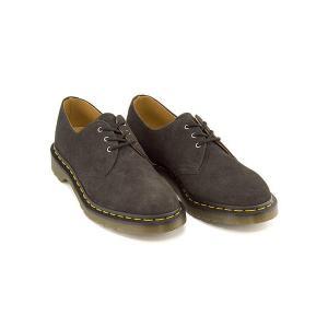 ドクターマーチン ポストマン シューズ メンズ 3 ホール シューズ CORE 1461 3 EYELET SHOE Dr.Martens 21471070 グラファイトグレーソフトバック shoesdirect