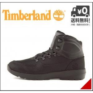 ティンバーランド ブーツ メンズ ウェストフォード ミッド エンボス 限定モデル WESTFORD MID EMBOS Timberland A18PK ブラック