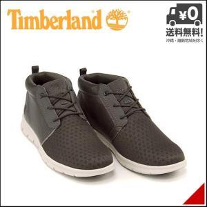 ティンバーランド ハイカット スニーカー ブーツ メンズ グレイドン ミッド 軽量 GRAYDON MID Timberland A10GA ミッドグレー shoesdirect