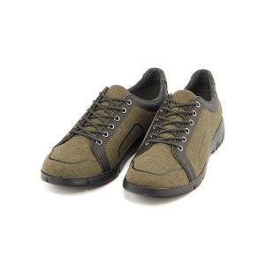 リー ローカット スニーカー メンズ エルク グローブ 限定モデル 軽量 ELK GROVE Lee 776102 カーキ shoesdirect