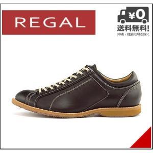 リーガル ローカット スニーカー メンズ レザー EE オフィス ビジネス フォーマル REGAL 750RAFH ブラック|shoesdirect