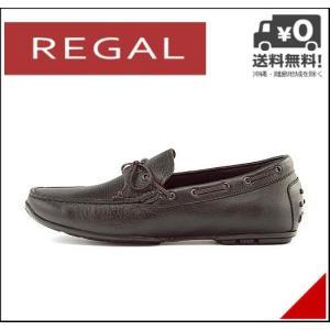 リーガル ドライビングシューズ モカシン メンズ レザー EE オフィス ビジネス フォーマル REGAL 954RAFH ブラック|shoesdirect