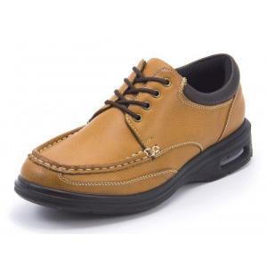 CHARKIES(チャーキーズ) メンズ ウォーキングシューズ 101803 キャメル|shoesdirect