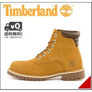 ティンバーランド メンズ 6インチ ベーシック ブーツ 防水 雨 雪 靴 6inch BASIC BOOT Timberland 37578 ウィートヌバック shoesdirect