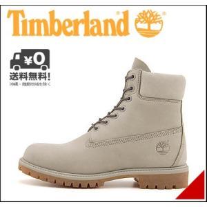 ティンバーランド ブーツ メンズ アイコン 6インチ プレミアム ブーツ ICON 6inch PREMIUM BOOT Timberland A1GAU ライトグレーヌバック shoesdirect