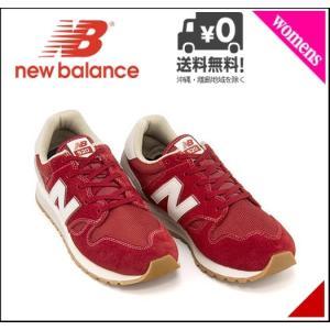 ニューバランス ランニングシューズ スニーカー レディース U520 D ウォーキング new balance 170520 テンポレッド|shoesdirect