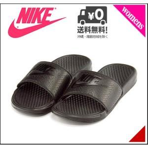ナイキ スポーツ スライド サンダル レディース ベナッシ JDI BENASSI JDI NIKE 343880 ブラック/B/B|shoesdirect