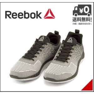 リーボック ランニングシューズ スニーカー メンズ 軽量 PRINT RUN PRIME ULTRA KNIT Reebok BS6977 ブラック/ホワイト/バイタルブルー/P|shoesdirect