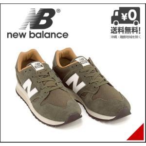 ニューバランス ランニングシューズ スニーカー メンズ U520 軽量 D new balance 171520 オリーブ|shoesdirect