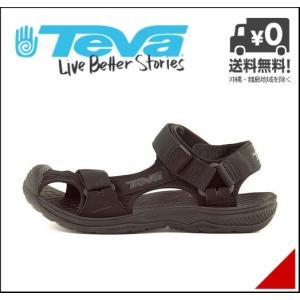 テバ スポーツ サンダル メンズ ハリケーン トゥ プロ 軽量 HURRICANE TOE PRO Teva 1000352 ブラック|shoesdirect