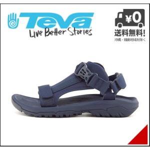 テバ スポーツ サンダル メンズ ハリケーン ボルト HURRICANE VOLT Teva 1015224 ネイビー|shoesdirect