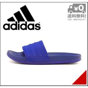 アディダス アディレッタ メンズ スポーツ サンダル ADILETTE CLOUDFOAM PLUS MONO adidas S82139 カレッジロイヤル/C/C|shoesdirect