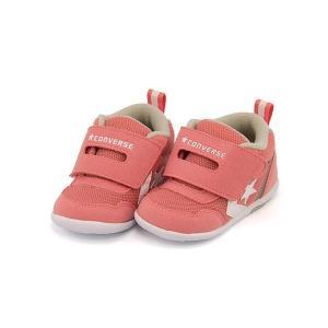 コンバース 女の子 男の子 キッズ ベビー 子供靴 スニーカー ミニ RS 2 MINI RS 2 converse 32619972 ピンク/W|shoesdirect