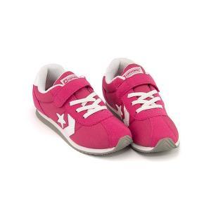コンバース 女の子 男の子 キッズ 子供靴 スニーカー キッズ RM KIDS RM  converse 32619952 ピンク/W|shoesdirect