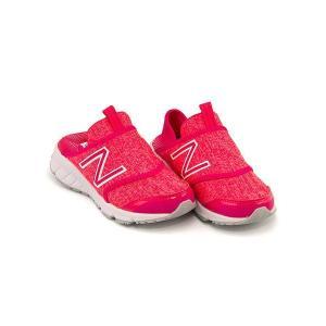 ニューバランス ランニングシューズ スリッポン スニーカー 女の子 キッズ 子供靴 K150S new balance 171150 チェリー|shoesdirect