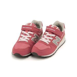 ニューバランス ランニングシューズ スニーカー 女の子 男の子 キッズ 子供靴 KV996 new balance 173996 ピンク|shoesdirect