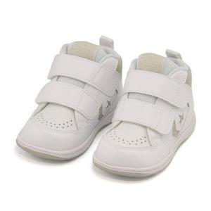 コンバース スニーカー 女の子 男の子 キッズ ベビー 子供靴 ベビー ウエポン HI BABY WEAPON HI converse 32619840 ホワイト/グレー|shoesdirect