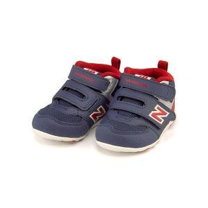 ニューバランス ベビーシューズ ハイカット スニーカー 女の子 男の子 キッズ ベビー 子供靴 FS574H ベルクロ new balance 172574 トリコロール|shoesdirect