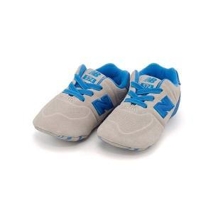 ニューバランス スニーカー 女の子 男の子 キッズ ベビー 子供靴 KL574C new balance 173574 グレー|shoesdirect