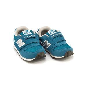 ニューバランス スニーカー 女の子 男の子 キッズ ベビー 子供靴 FS996 new balance 173996 ハイドロブルー|shoesdirect