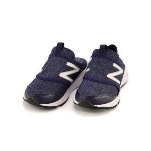 ニューバランス ランニングシューズ スリッポン スニーカー 男の子 キッズ 子供靴 K150S new balance 171150 ネイビー|shoesdirect