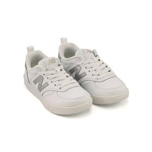 ニューバランス ローカット スニーカー 女の子 男の子 キッズ 子供靴 KT300 new balance 171300 ホワイト/シルバー|shoesdirect