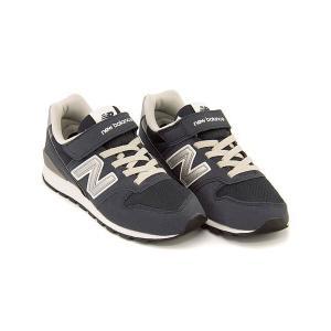 ニューバランス 女の子 男の子 キッズ 子供靴 スニーカー KV996 ゴム紐 new balance 173996 ネイビー|shoesdirect