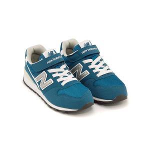 ニューバランス ランニングシューズ スニーカー 女の子 男の子 キッズ 子供靴 KV996 new balance 173996 ハイドロブルー|shoesdirect