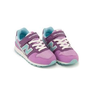 ニューバランス ランニングシューズ スニーカー 女の子 男の子 キッズ 子供靴 KV996 new balance 174996 バイオレットスカイ|shoesdirect