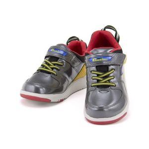 CHARKIES(チャーキーズ) キッズスニーカー C2007 ブラック【バーゲン】|shoesdirect