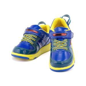 CHARKIES(チャーキーズ) キッズスニーカー C2007 ブルー【バーゲン】|shoesdirect