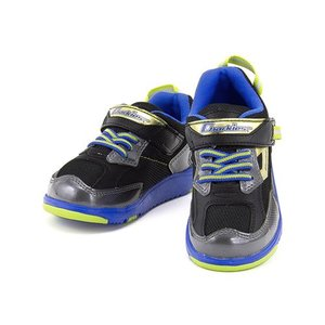 CHARKIES(チャーキーズ) キッズスニーカー C2008 ブラック【バーゲン】|shoesdirect