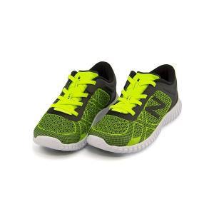 ニューバランス ランニングシューズ スニーカー 女の子 男の子 キッズ 子供靴 KV996 new balance 170099 ライム/ブラック|shoesdirect
