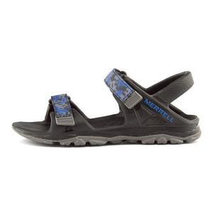 メレル スポーツ サンダル 女の子 男の子 キッズ 子供靴 ハイドロ ドリフト HYDRO DRIFT MERRELL MC56899 ブラック/ネイビー|shoesdirect