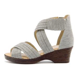 サンダル ウェッジソール アンクルストラップ 女の子 キッズ 子供靴 リップザスウェル Rip the Swell 852053 グレー|shoesdirect