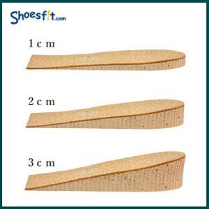 MOVI ヒール アップ サポート インヒール 脚長差 かかと モビ メンズ レディース MO-040|shoesfit|02