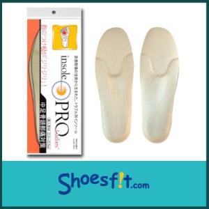 インソールプロ 中足骨頭部痛 対策 衝撃吸収 中敷き インソール 衝撃吸収 リウマチ 靴 胼胝 レディース|shoesfit