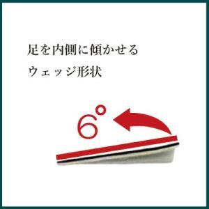 ブーツ de 美脚 メイク О脚 対策 インソール かかと パッド レディース|shoesfit|04