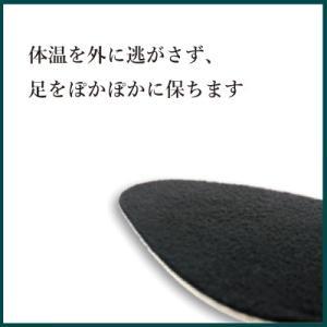 ブーツ de 美脚 メイク ぽかぽか 中敷き インソール サイズ調整 消臭 防寒 レディース|shoesfit|04