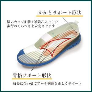 キッズ インソール 上履き 専用タイプ Sサイズ 中敷き サイズ調整|shoesfit|04
