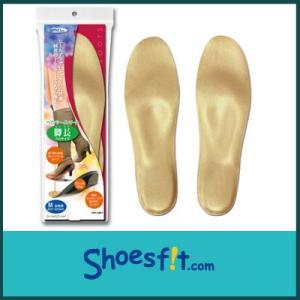 ヘブンリーインソール 脚長 フルサイズ 中敷き 衝撃吸収 インヒール レディース|shoesfit