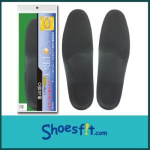 インソールプロ キング O脚 対策 中敷き インソール 衝撃吸収 ソール 矯正 メンズ|shoesfit