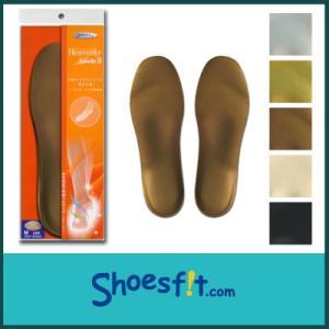ヘブンリーインソール 2 フルサイズ 中敷き 衝撃吸収 薄い 前すべり サイズ調整 パンプス レディース|shoesfit