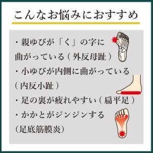 マルチケア インソール 02 中敷き 衝撃吸収 足底筋膜炎 扁平足 外反母趾 内反小趾 メンズ|shoesfit|03