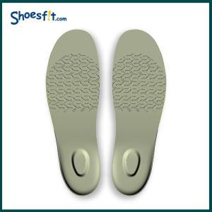 安全靴 用 インソール 衝撃吸収 かかと痛 ムレ 通気性 作業靴 中敷き 日本製|shoesfit|02
