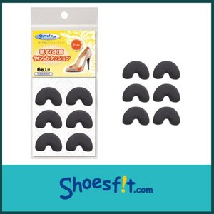 靴ずれ防止 クッション ポイント 衝撃吸収 靴擦れ パッド かかと 指先 つま先 パンプス レディース|shoesfit