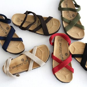 ARCOPEDICO アルコペディコ コルクソールサンダル SANTANA レディース 靴|shoesgallery-hana