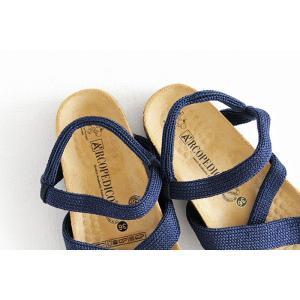 ARCOPEDICO アルコペディコ コルクソールサンダル SANTANA レディース 靴|shoesgallery-hana|11