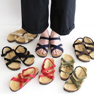 ARCOPEDICO アルコペディコ コルクソールサンダル SANTANA レディース 靴|shoesgallery-hana|03